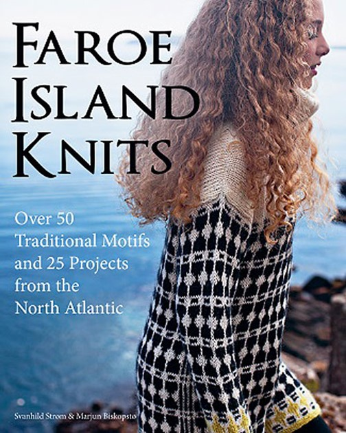 Faroese Knitting Book Published In The Usa